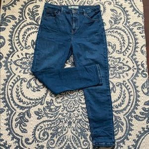 Jamie High Waist Jeans TOPSHOP✨